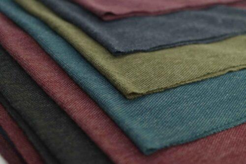 پارچه ویسکوز جودون نخی -رنگ های مختلف