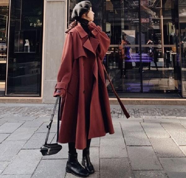 مدل مانتو با پارچه کشمیر